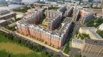 ИСК «Отделстрой» открыла продажи в ЖК бизнес-класса «Новый Лесснер» на бывшей территории завода им. Карла Маркса