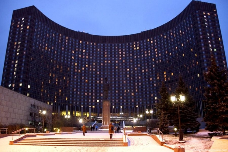 Власти Москвы в очередной раз выставили на торги 25% гостиничного оператора «Интурист» - за 990 млн рублей