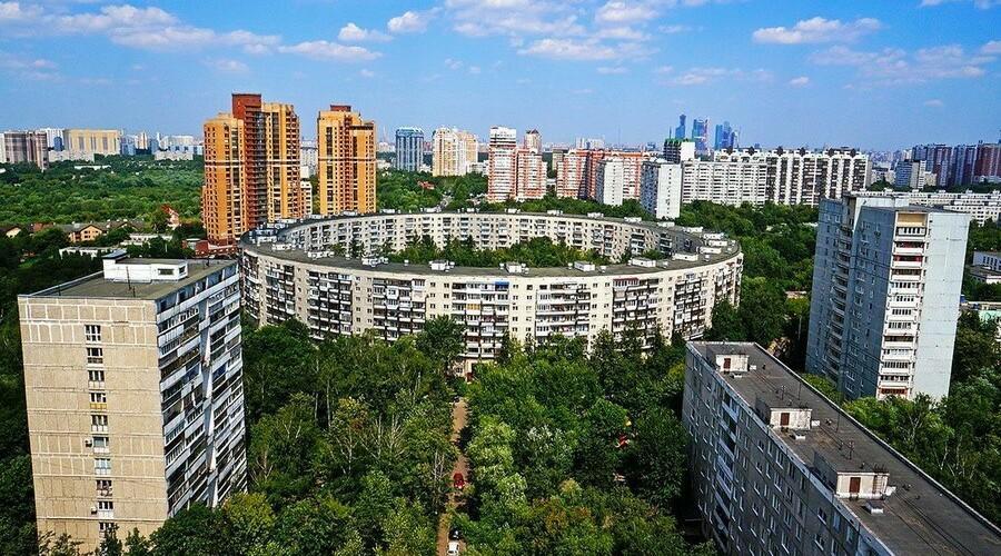В Очаково-Матвеевском районе Москвы появится жилой квартал с инфраструктурой