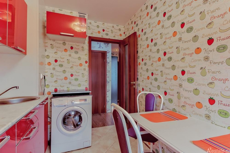 Аренда 1-комн квартиры на вторичном рынке Московский пр-кт ,  д. 224