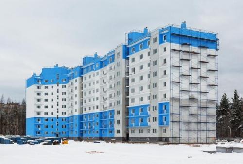 ЖК Ямбург от компании Балт-Строй