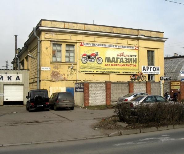 Казахстанский девелопер застроит бывшую территорию завода «Климов» на Белоостровской улице