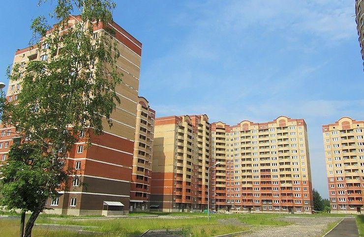 На достройку ЖК «Марушкино» в Новой Москве выделили 504 млн рублей