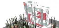 В Москве в районе Люблино построят новый ЖК комфорт-класса