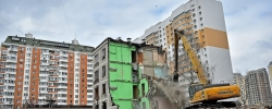 В Москве квартиры в домах под реновацию выросли в среднем на 10%