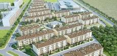 Получено разрешение на строительство второй очереди ЖК «Столичный квартал»