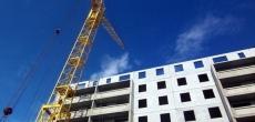Ввод жилья в России сокращается четвертый месяц подряд