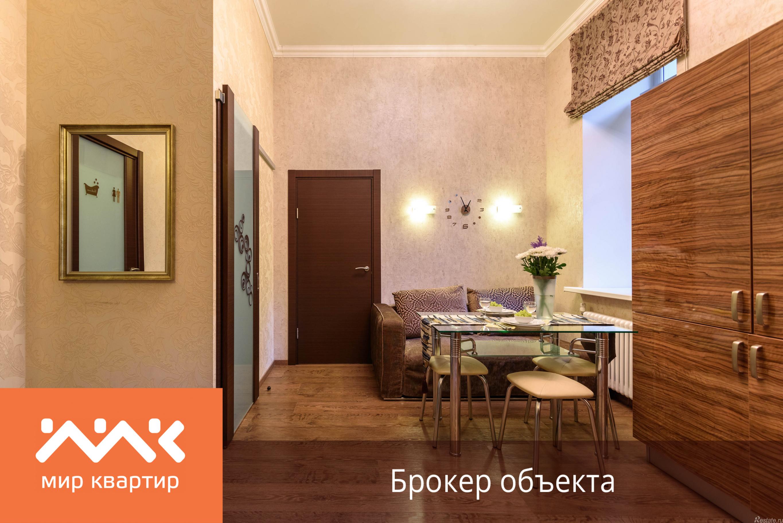 Продать Квартиры вторичка Санкт-Петербург,  Петроградский,  Горьковская, Мира ул