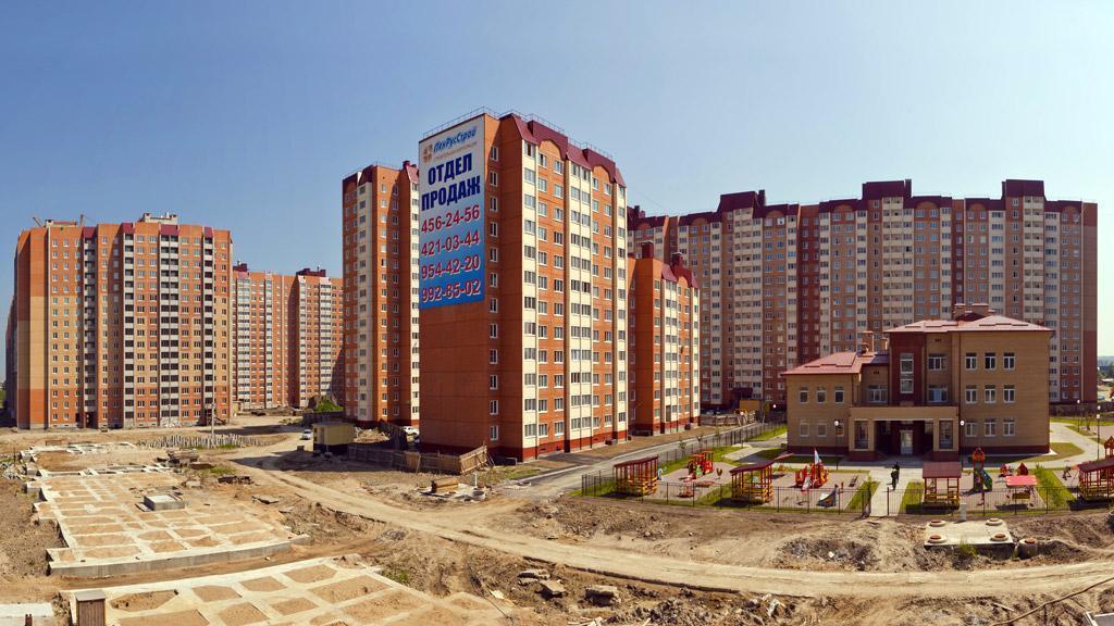 Фото ЖК Дудергофская линия-3