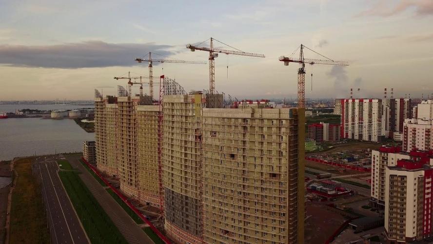 За нарушение сроков строительства Группе ЛСР грозит суд