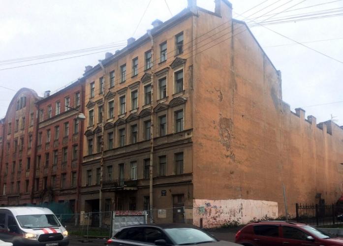 Четыре старинных дома на Тележной улице планируют снести до конца января