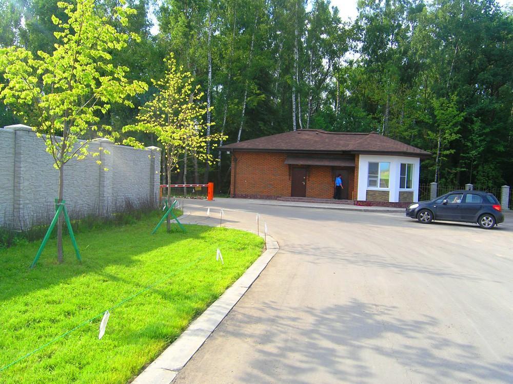 Фото коттеджного поселка Петровские аллеи от ОлимпСтройСервис. Коттеджный поселок Petrovskie allei