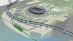 Утвердить проект намыва на Крестовском острове могут до конца сентября
