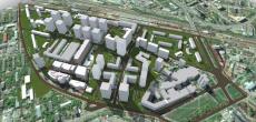 Компания «Мосфундаментстрой-6» планирует построить 185 тыс. кв. м недвижимости в столичной промзоне «Калибр»