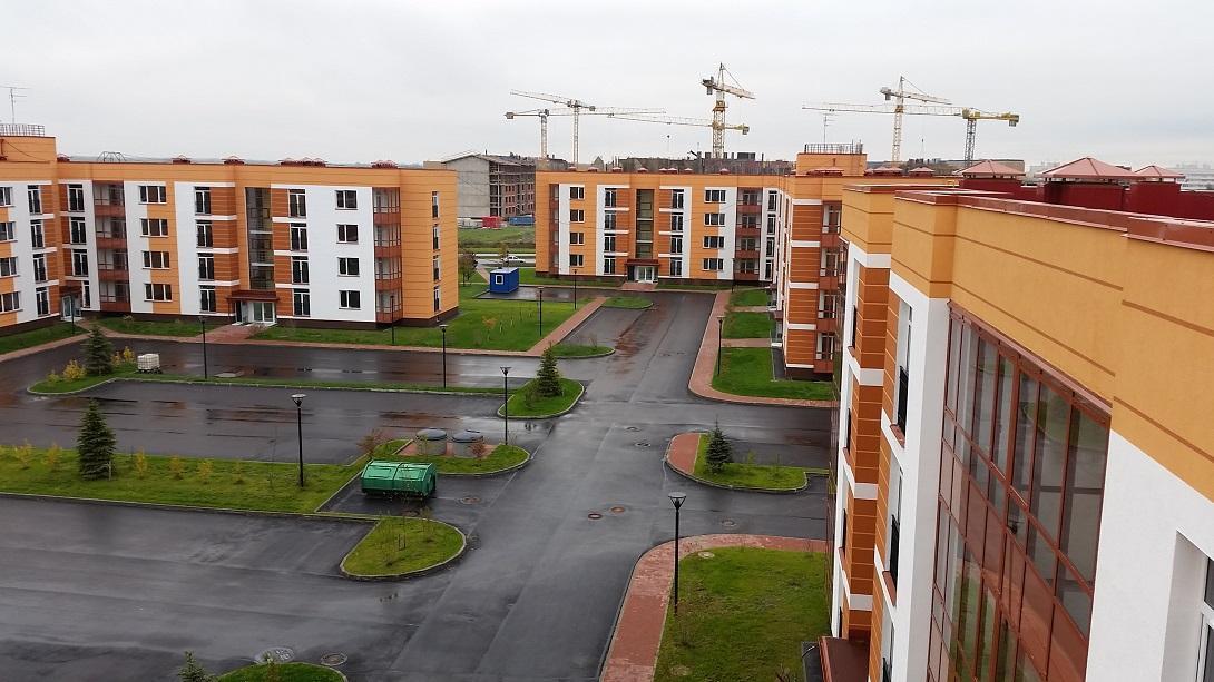 Фото ЖК Образцовый квартал