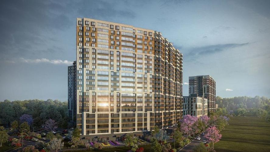 В «Охта Хаус» в Красногвардейском районе начались продажи квартир в двух новых корпусах