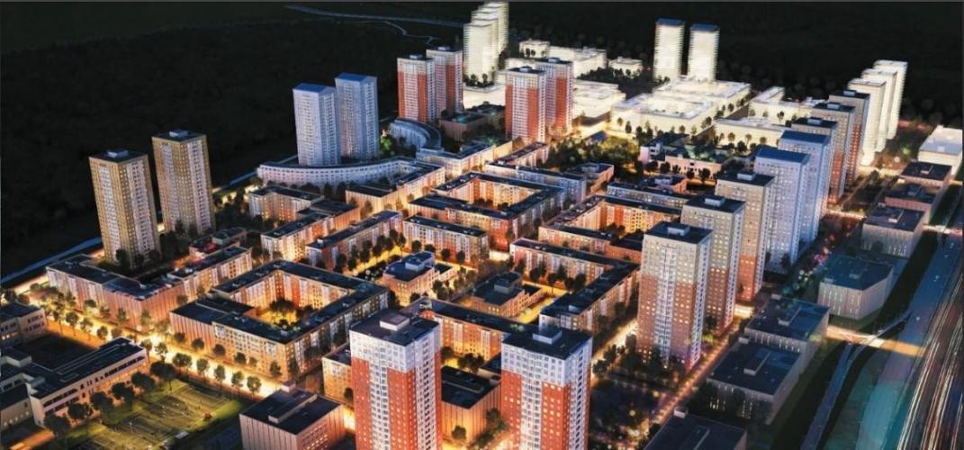 Компания «Ойкумена» за 2,5 млрд рублей приобрела у компании «ЮИТ Санкт-Петербург» часть территории ЖК «Новоорловский»