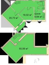 Фото планировки Медный Всадник от ЛенСпецСтрой. Жилой комплекс