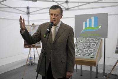 На карте Ленинградской области появится новый город - Новогорелово