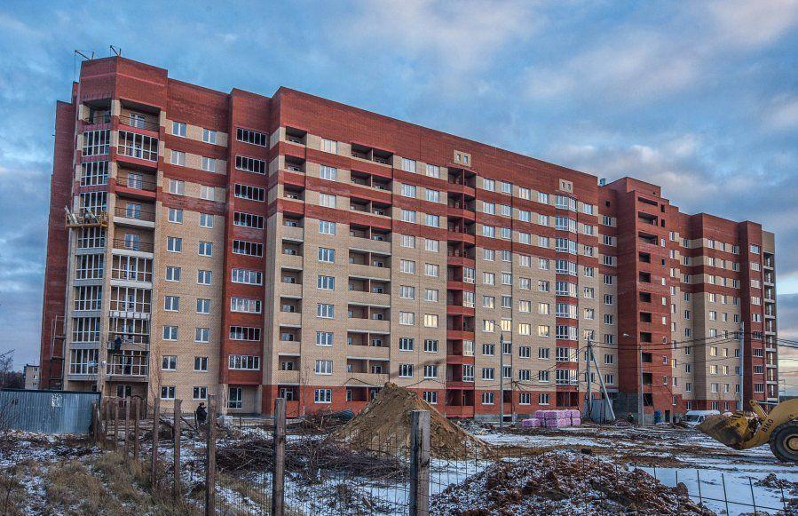 Фото ЖК Домодедово, мкр. Авиационный