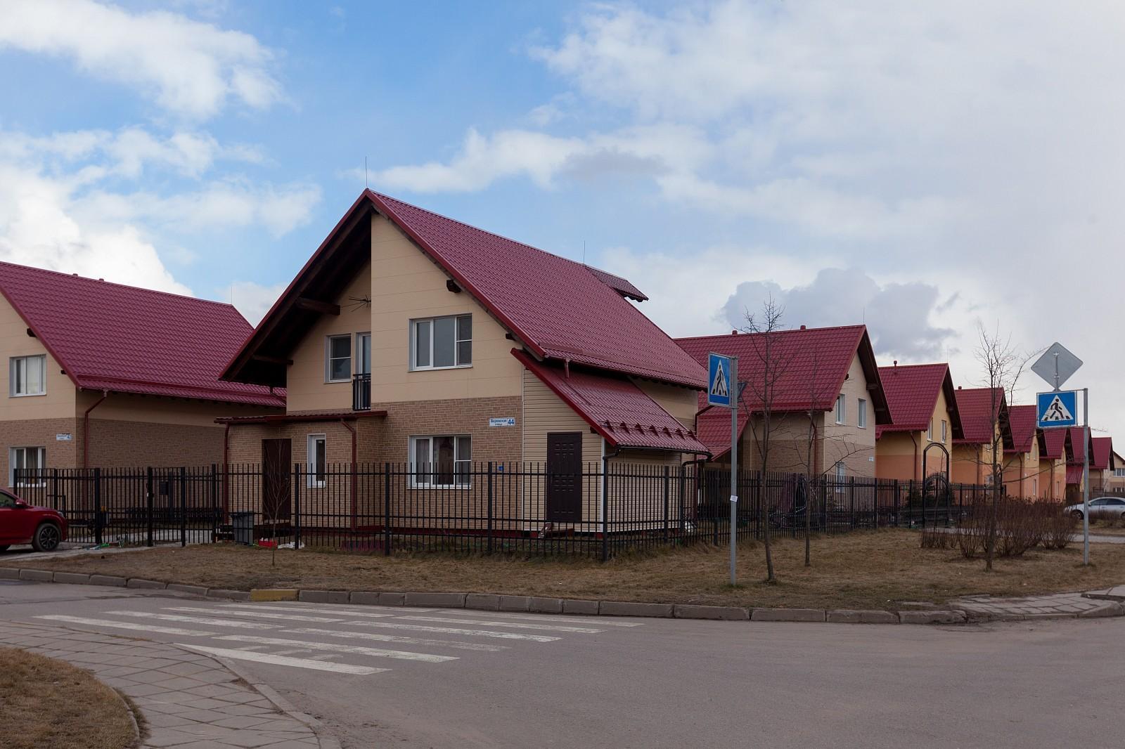 Фото ЖК Новая Ижора