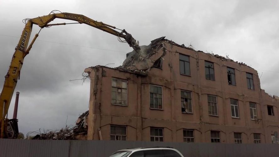 Компания «Отделстрой» начинает строительство ЖК «Новый Лесснер» на бывшей территории завода им. Карла Маркса