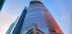 В Москве завершено строительство самого высокого здания в Европе – комплекса «Башня Федерация»