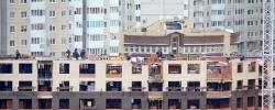 «Строительный трест» готовит к выводу на рынок ЖК «Новое Купчино»