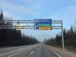 Платная трасса М-11 «Москва - Санкт-Петербург» будет введена в эксплуатацию осенью 2018 года