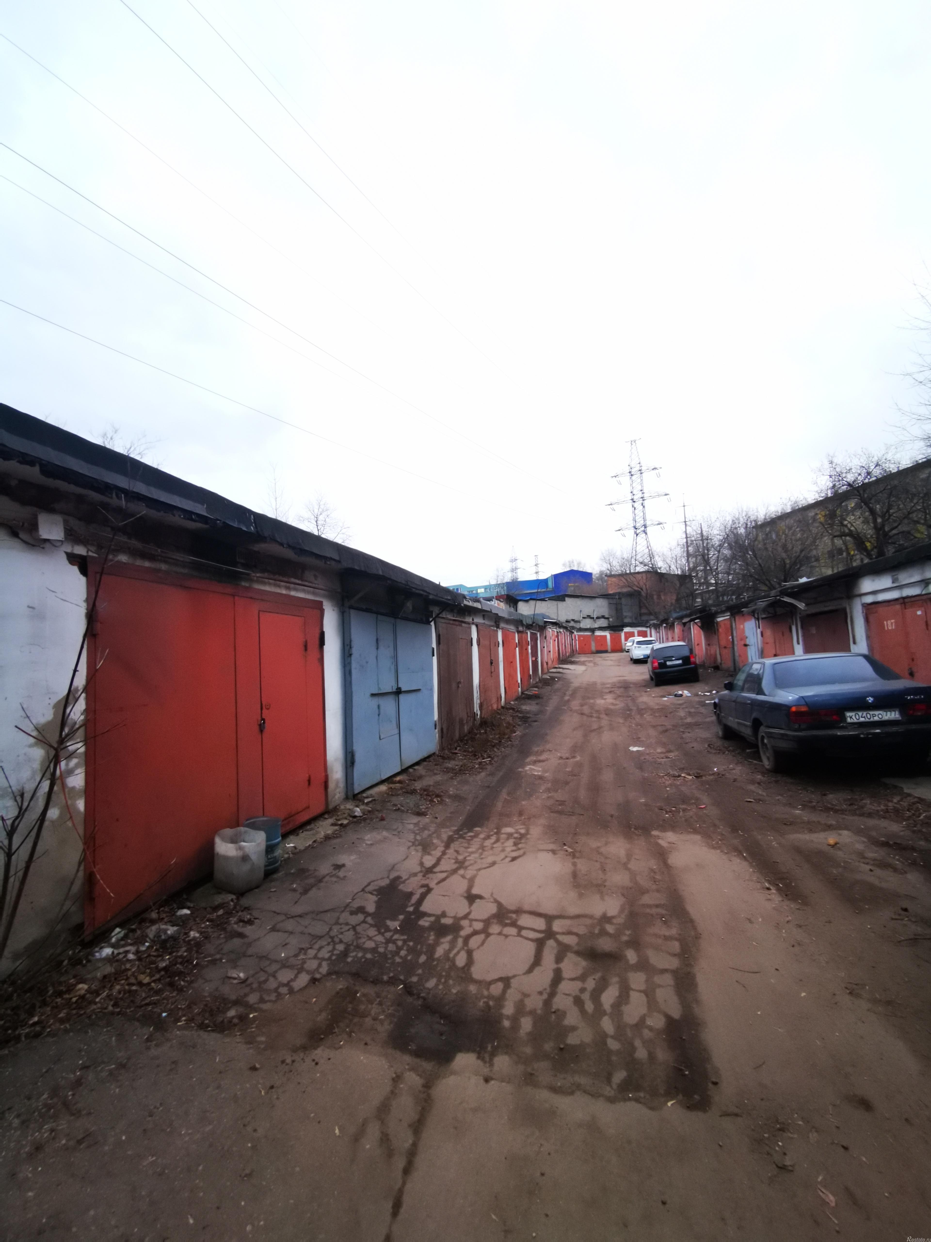 Продать Гаражи, машиноместа Москва,  Северное Тушино,  Сходненская, Строительный проезд