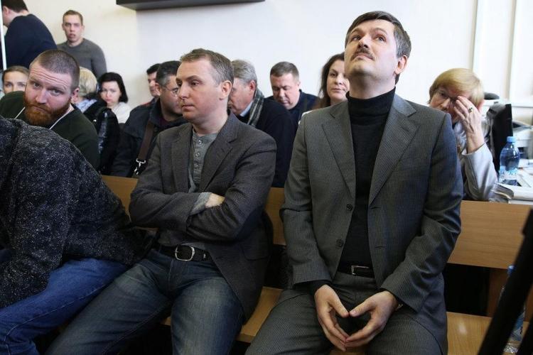Экс-глава Ленэнерго Андрей Сорочинский приговорен к четырем годам по делу о пропаже денег в банке «Таврический»