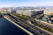 Фото ЖК Смольный проспект от ЮИТ Санкт-Петербург. Жилой комплекс