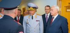 «КВС» и Полтавченко открыли новый отдел полиции в Красносельском районе