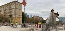 Элитный МФК «Поклонная, 9» в Москве сдадут в конце 2022 года