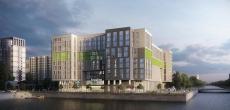На берегах Смоленки продолжится строительство двух гостиниц