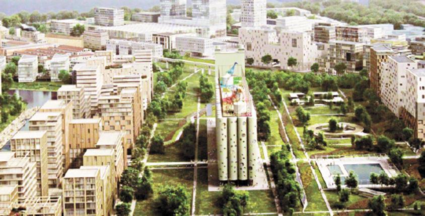 КГА предлагает исключить из перечня проектов комплексного устойчивого развития территорий сразу четыре участка