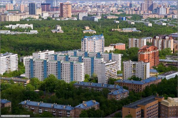 В московском районе Щукино построят бизнес-парк площадью в 94 тысячи квадратных метров