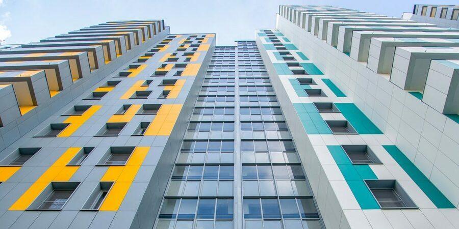 В Южном Тушино по программе реновации построят 22-этажный дом