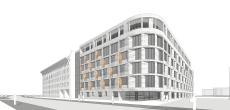 В центре столицы появится крупный жилой комплекс
