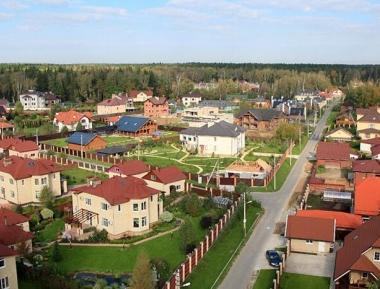 Фото КП Лесное Озеро от Стройинвесттопаз. Коттеджный поселок Lesnoe Ozero