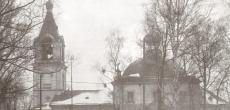 На территории бывшего Фарфоровского кладбища захоронений нет