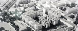 Компания «Меркатор» получила разрешение на строительство жилого комплекса на бывших землях фабрики «Скороход»