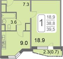 Продать Квартиры в новостройке Москва,  Нижегородский,  МЦК Нижегородская, Грайвороновский 2-й проезд