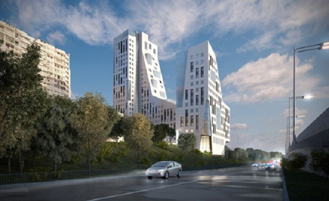 Компания «Крафтстроймонтаж» реанимировала проект МФК с апартаментами десятилетней давности в районе Раменки