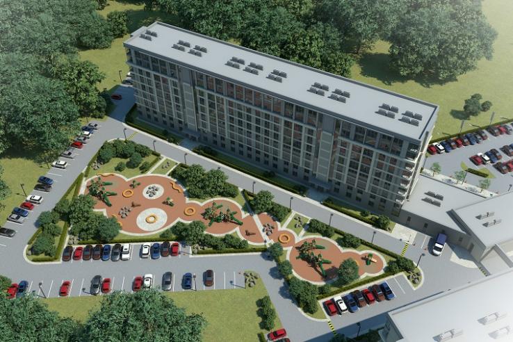 ЛеноблАИЖК построит в Гатчине новый жилой комплекс