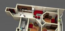 В Ленобласти запретили проектировать квартиры меньше 30 «квадратов»