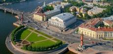Ввод жилья в Петербурге в июле уменьшился на 14%