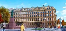 Рынок элитных апарт-комплексов Петербурга пополнят два новичка - впервые за три года