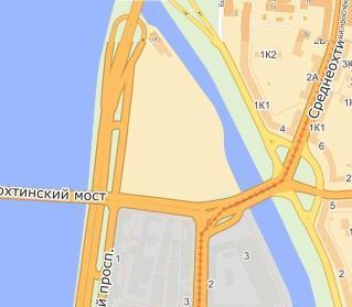 Городской суд  разрешил частичную застройку Охтинского мыса