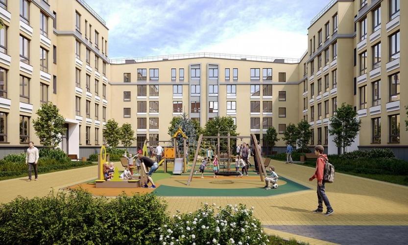 В Московском районе началась реализация проекта на 600 тыс. кв. метров жилья